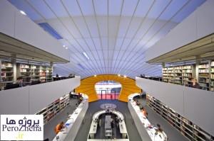 کتابخانه دانشگاه برلین - www.perozheha (11)