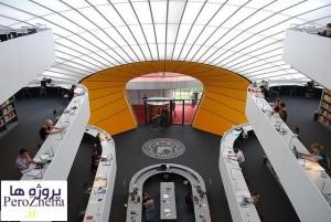 کتابخانه دانشگاه برلین - www.perozheha (3)