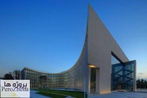 ویژگی های یک ساختمان در اقلیم معتدل و مرطوب