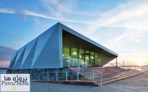 برنامه فیزیکی مرکز فرهنگی هنری