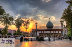 محله دزک شیراز