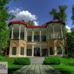 پاورپوینت تغییر الگوهای معماری از قاجار تا پهلوی