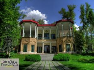 معماری از قاجار تا پهلوی