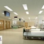پاورپوینت دیاگرام و ریز فضاهای بیمارستان