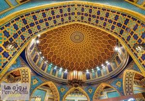 سبک های معماری ایران