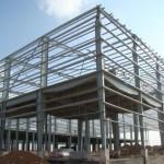 پروژه طراحی لرزه ای سازه های فولادی