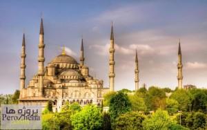 معماری اسلامی ترکیه