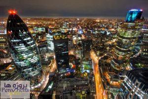 شناخت چهار فضای شهری در لندن