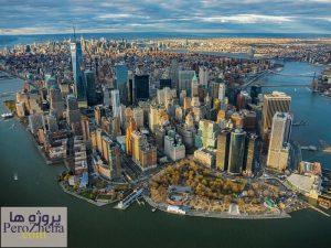 پاورپوینت شهر نیویورک