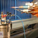 دانلود پاورپوینت فرایند پاشش حرارتی