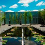پاورپوینت برنامه فیزیکی باغ موزه هنر