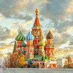 دانلود پاورپوینت شهر مسکو