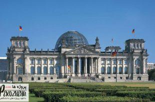 ساختمان مجلس جمهوری آلمان