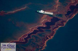 روش استفاده از اسکیمرها در مقابله با آلودگی نفتی