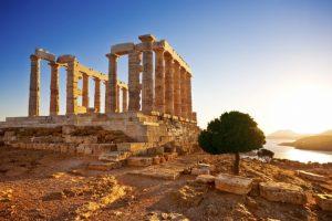 معماری تمدن اژه ای و یونان بوستان