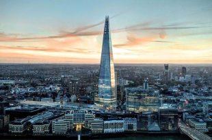 دانلود پاورپوینت برج شارد لندن