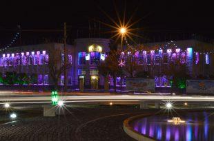 پاورپوینت تحلیل فلکه شهرداری شیراز
