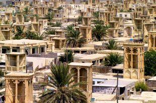 مطالعات اقلیم شهر بافت