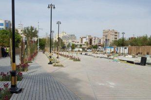 پاورپوینت تحلیل خیابان عفیف آباد شیراز