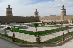 مطالعات اقلیم شهر نجف آباد