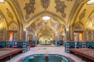 پاورپوینت معماری حمام های ایران